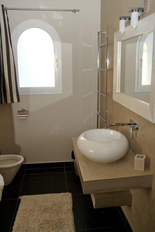 Chambre nature une jolie chambre d 39 h te au design for Jolie salle de bain italienne